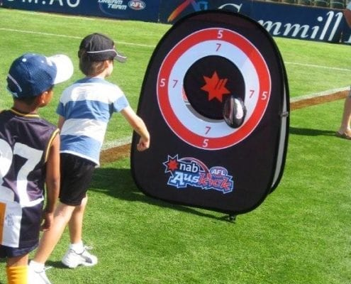 ExpandaBrand Custom Ball Targets