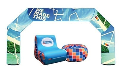 Branded Inflatables