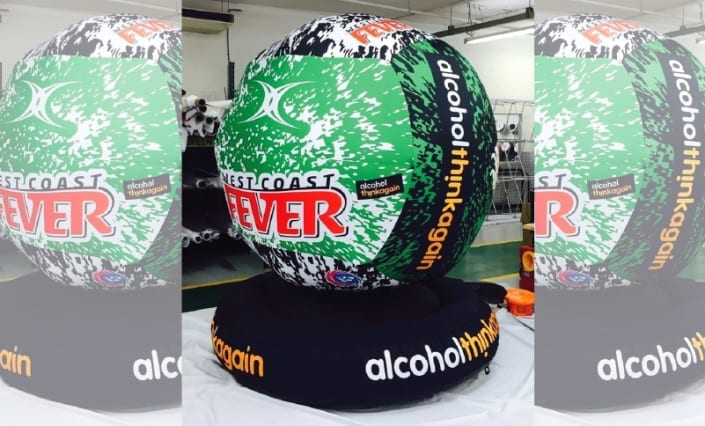 ExpandaBrand-Custom-Advertising-Inflatables_Netball-Australia