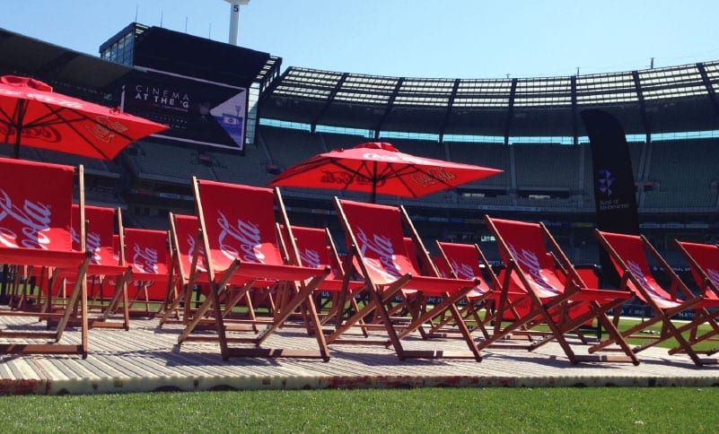 Printed-Deck-Chairs-at-MCG