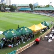 Printed Marquees-Cricket-Field
