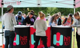 Pop-Up-Tables-and-Banner-Stands fro Hit107