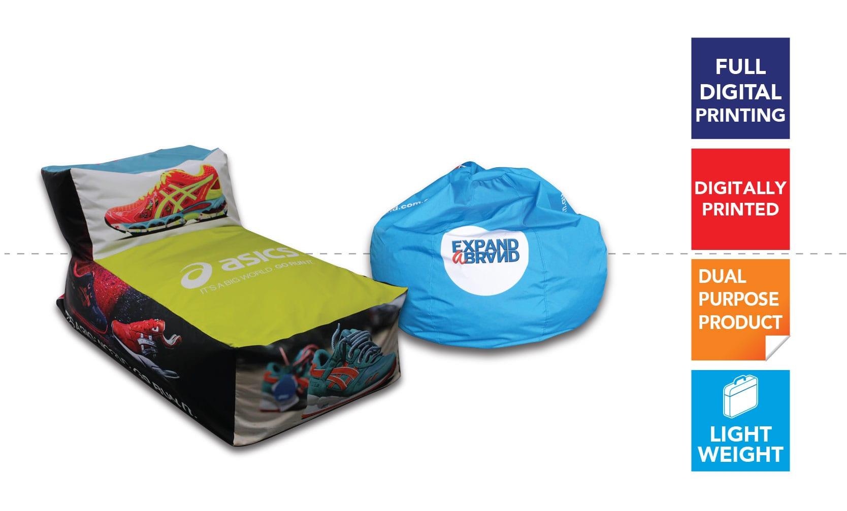 Branded Bean Bags