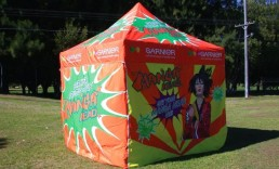 Printed Gazebos with walls