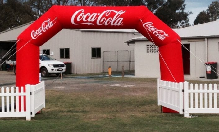Inflatable Arch Medium