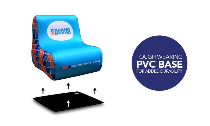 Branded Inflatable Furniture