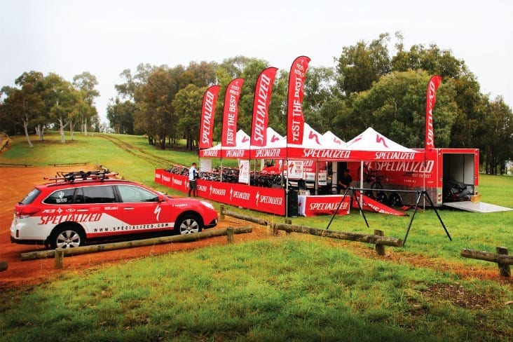 Printed marquees Specialized_Event-Kits