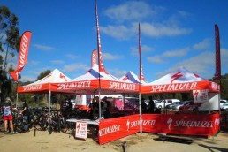 Printed Marquees for specialized
