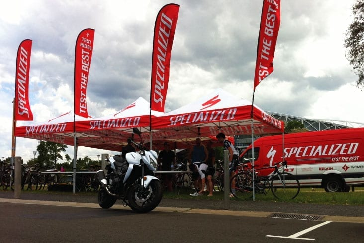 Printed Marquees and wing banners