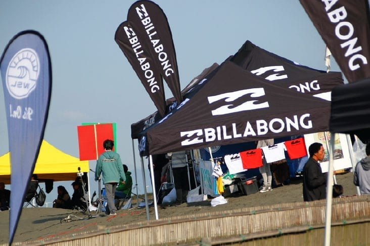Printed Marquees Billabong