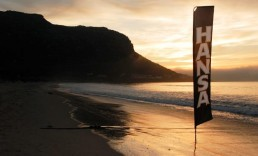 Feather Banners HANSA
