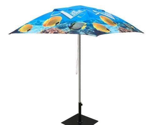 ExpandaBrand Market Umbrellas Flex