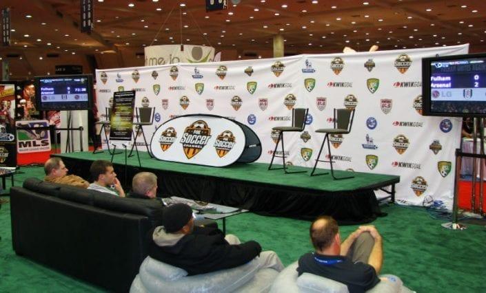 Pop-Up-A-Frame Banners Fox Soccer