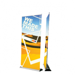 ExpandaBrand Retractable Banner Stands and Displays