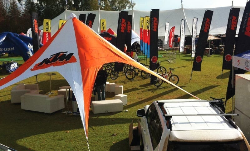 Star Tent & Star Tent - Standard and Jumbo