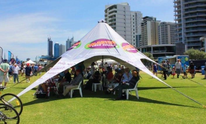 Star-Tent SmarterthanSmoking