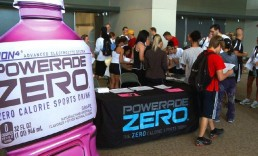 Printed TableCloths Powerade