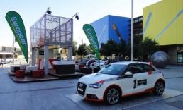 Teardrop Banners Europcar