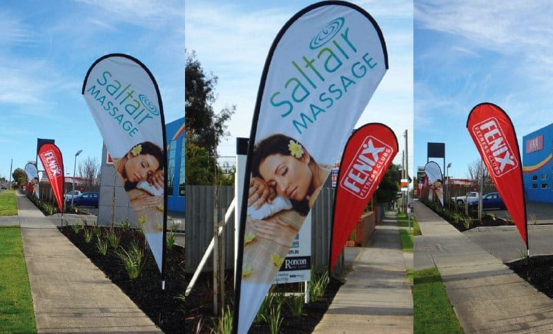 Retail Banners and Flags - ExpandaBrand