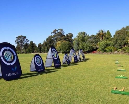 ExpandaBrand Ball Targets_Golf Victoria