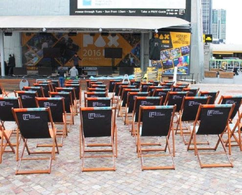 custom-printed-deck-chairs-at-federation-square