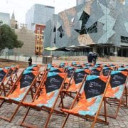 custom-printed-deck-chairs-at-federation-square-in-melbourne