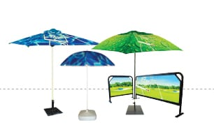Branded Umbrellas Sydney