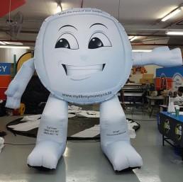 Custom inflatable Figure