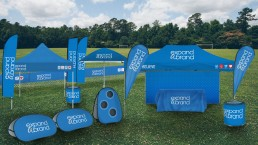 sports and school activation branding kit